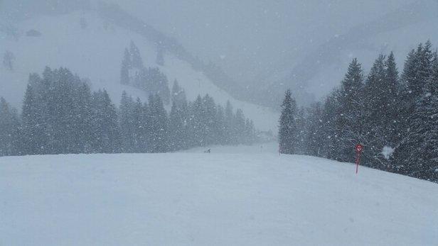 Söll - SkiWelt - Firsthand Ski Report - ©russbmw