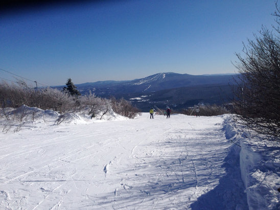 Bromley Mountain - Sweet day at the Sun Mountain - ©BFirestone