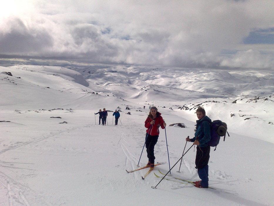 Hallbjønn Alpine Centre - ©T.D.Haukenes | 2rleiv @ Skiinfo Lounge