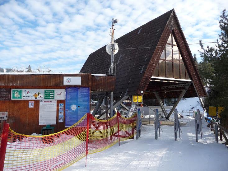 Ski Bachledova - Jezersko - Franková - ©Matej Petőcz
