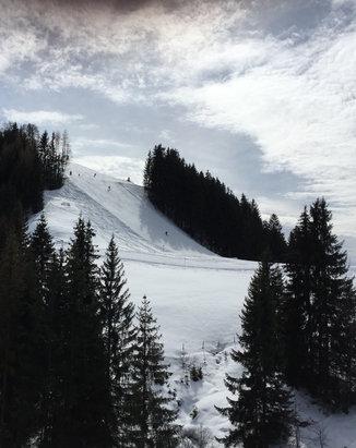 Kitzbühel - Packed powder
