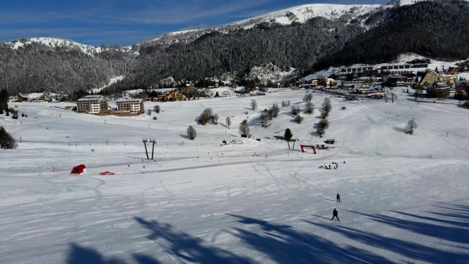 Spring skiing in PARK SNOW Donovaly - ©FB PARK SNOW Donovaly