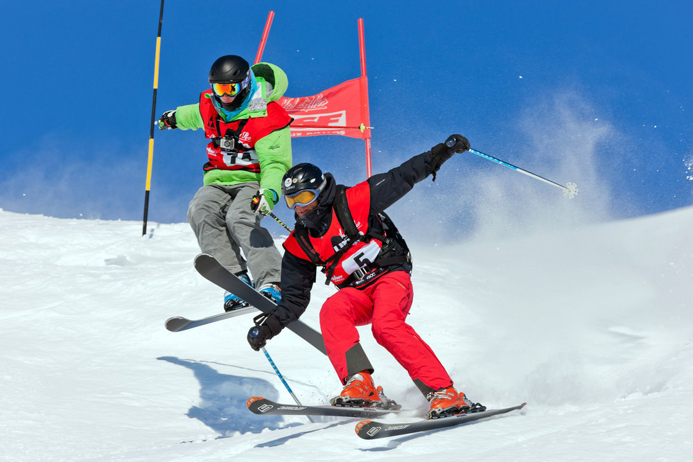 Val d'Allos Ski Enduro #5 / 14 & 15 mars 2015 / Ça va barder entre les mélèzes !
