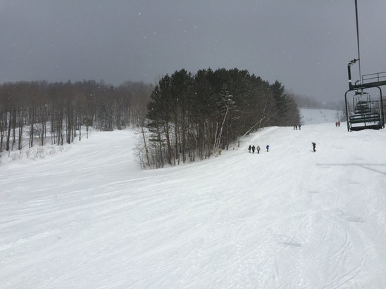 Bromley Mountain - Firsthand Ski Report - ©AM