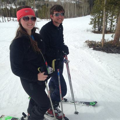 Ski Granby Ranch - Wonderful Spring Break at the best family place to ski!! - ©Debbies08's iPhone