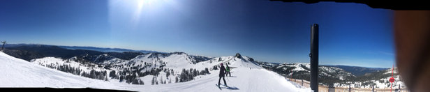 Squaw Valley  - First Hand Ski Report