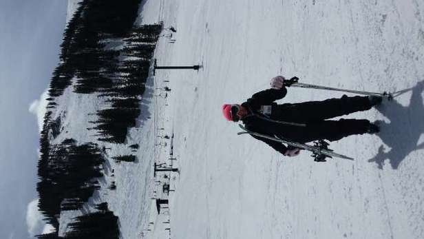 Arapahoe Basin Ski Area - Great day