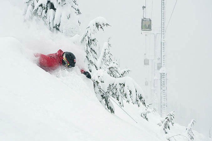 Whistler/Blackcomb - ©JeanD @ Skiinfo Lounge
