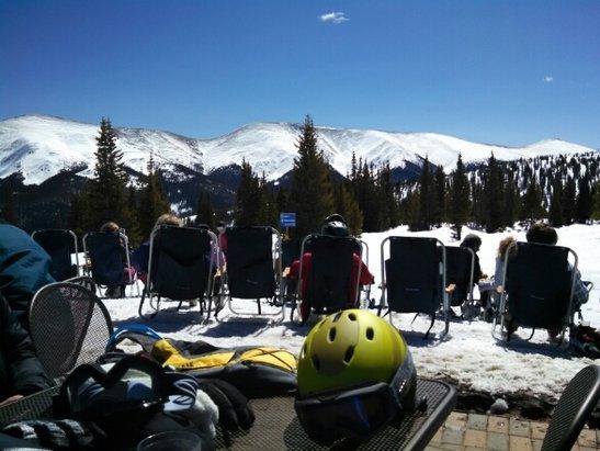 Winter Park Resort - Wonderful Spring skiing