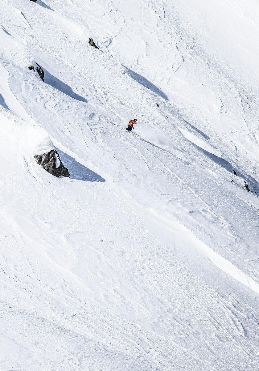 Andermatt bietet unzählige Möglichkeiten, sich abseits der Pisten zu bewegen - ©Christoph Jorda   www.christophjorda.com