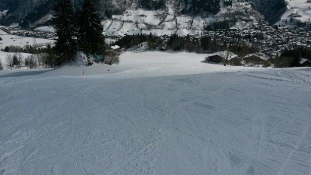 Bad Hofgastein-Bad Gastein – Skischaukel Schlossalm-Angertal-Stubnerkogel - Firsthand Ski Report - ©adtjenkins