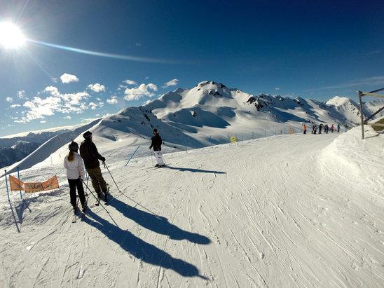 Claviere - Vialattea - Firsthand Ski Report - ©yokoomo