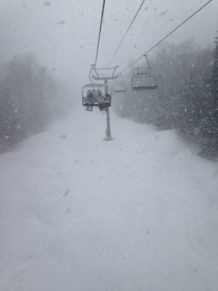 Jay Peak - Powder!  - ©Skygnar