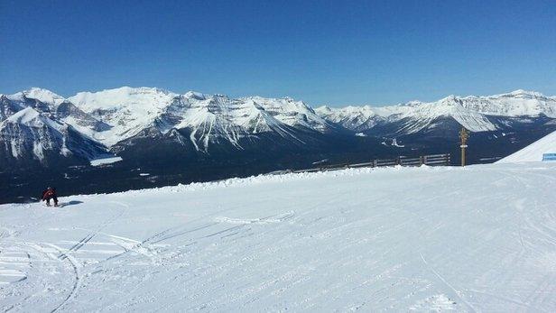 Lake Louise - Firsthand Ski Report - ©kenbraun56
