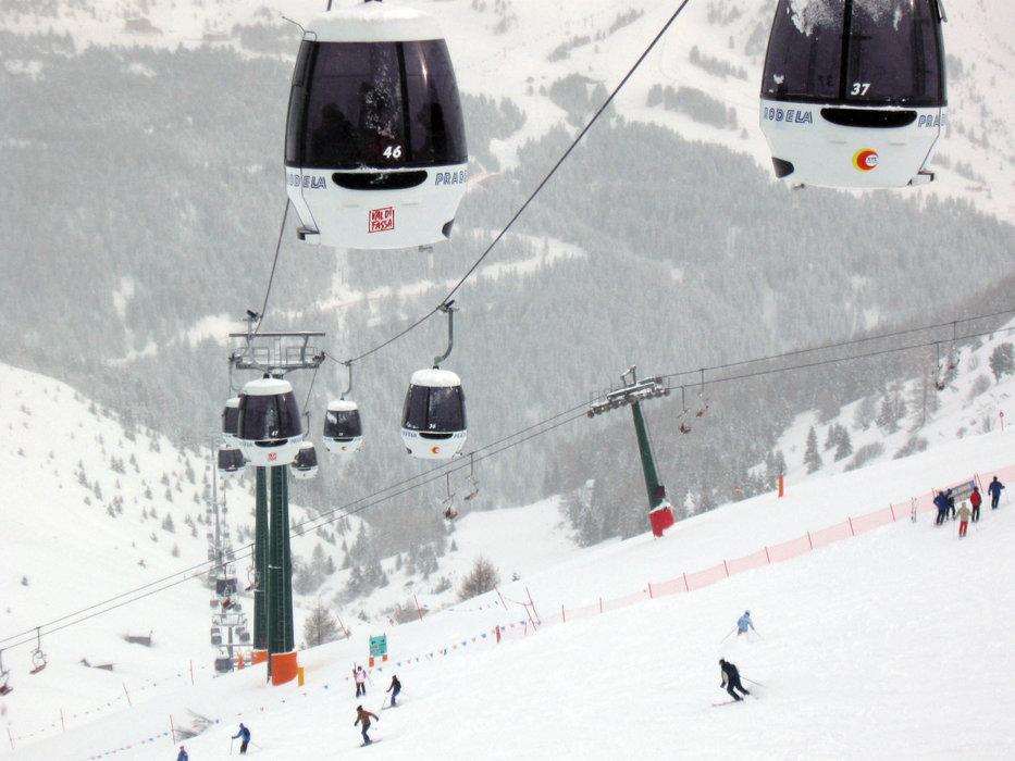 Canazei - Belvedere - ©FiguraSERG @ Skiinfo Lounge