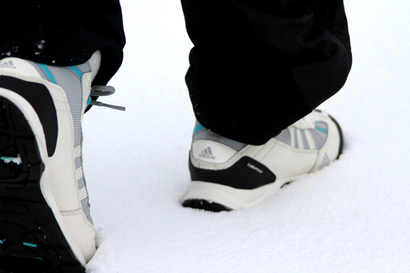 Adidas winter hiker women sohle schuh schnee