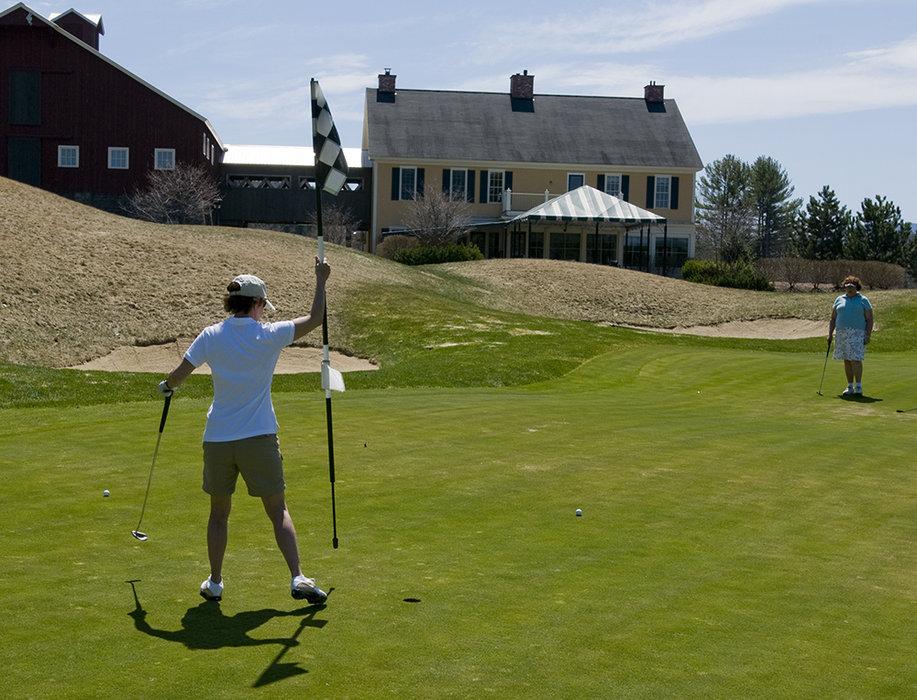 Okemo Country Club golfers