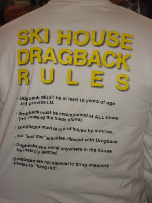 Dragback Rules - ©Sean | old fart @ Skiinfo Lounge