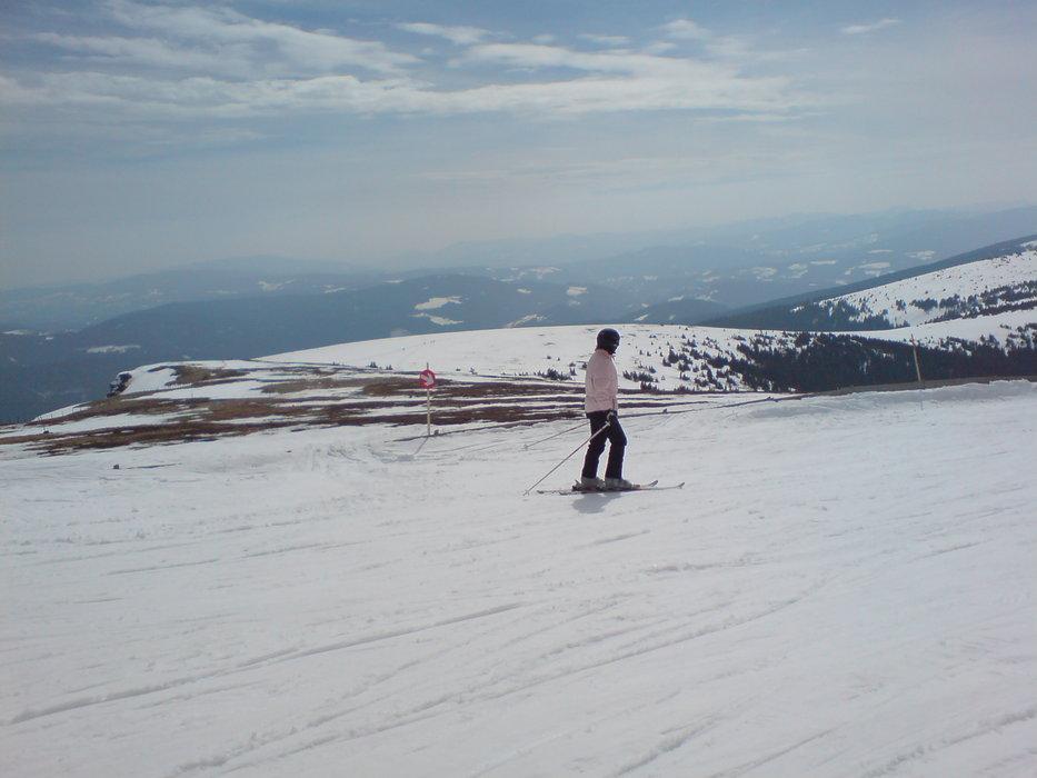 Mimo zjazdoviek sa už lyžova? nedalo :( - ©Martin Lipocky | lipocky @ Skiinfo Lounge
