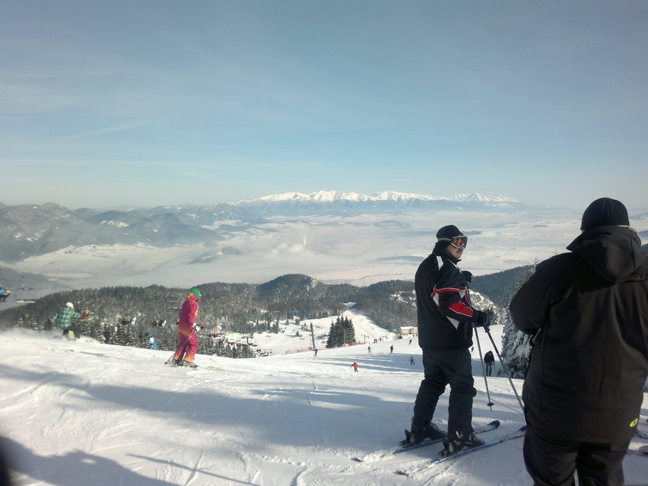 Malinô brdo - vrchol - ©lipocky @ Skiinfo Lounge