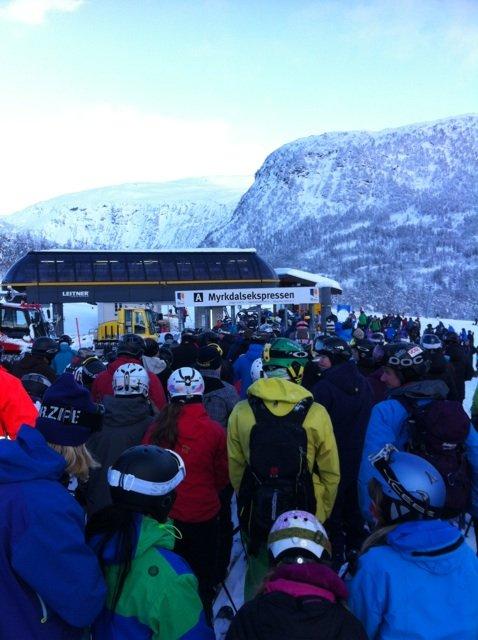 Voss Fjellandsby - Myrkdalen - ©Powdex @ Skiinfo Lounge