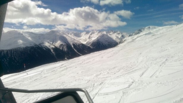 Livigno - First Hand Ski Report