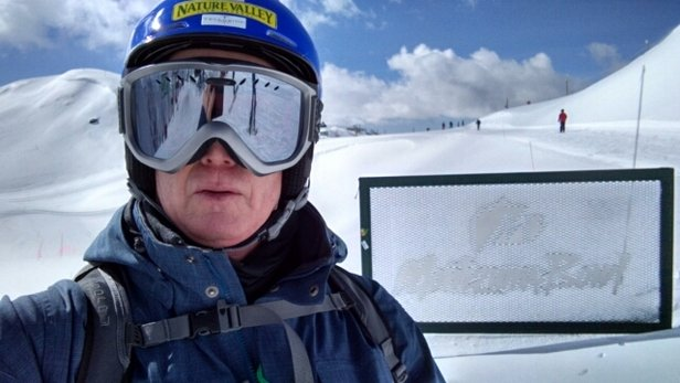 Arapahoe Basin Ski Area - great may skiing :-)