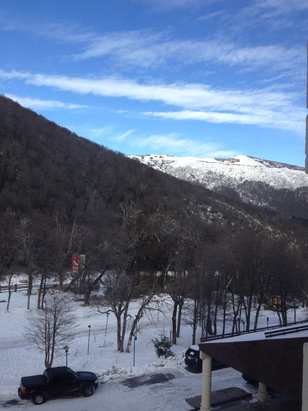 Nevados de Chillan - Firsthand Ski Report - ©iPhone de Tuca