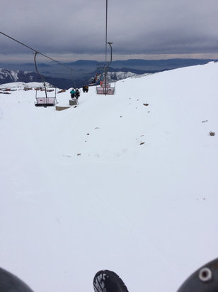 El Colorado - Firsthand Ski Report - ©Melanie's iPhone