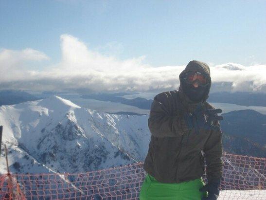 Cerro Catedral Alta Patagonia - Firsthand Ski Report - ©romualdosouza07