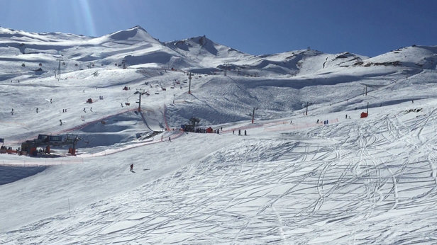 Valle Nevado - Firsthand Ski Report - ©Iphone da Larissa
