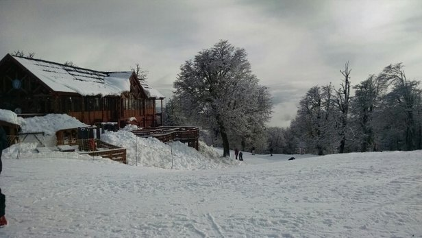 Chapelco - Firsthand Ski Report - ©broecker