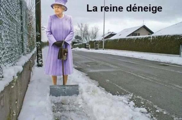 Les 7 Laux - La reine des neiges au 7 laux