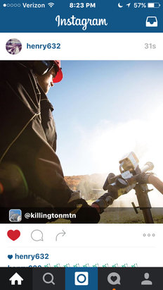 Killington Resort - This is amazing! Killington opens Sunday for season pass holders! Snowmaking and some fresh snow for tonight should be great! #ThankASnowMaker #Beast365 - ©Meep