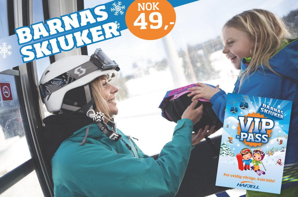 Barnas skiuker i Hafjell - ©Hafjell
