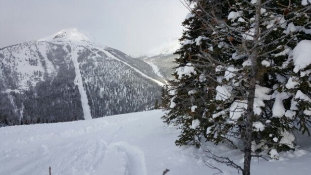Lake Louise - Firsthand Ski Report - ©jeff.r.sanders