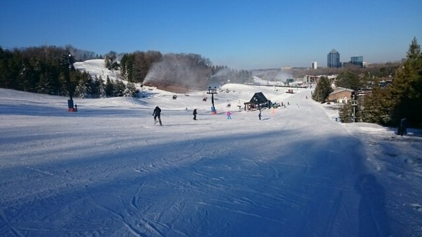 Hyland Ski & Snowboard Area - Awesome Thanksgiving weekend holiday spending time on this slopes!   - ©jun.abayon