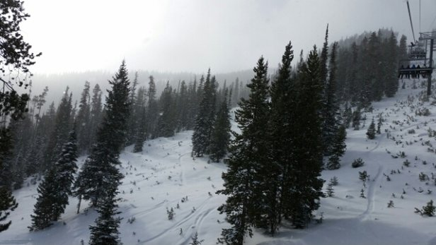 Winter Park Resort - Firsthand Ski Report - ©bjcull2