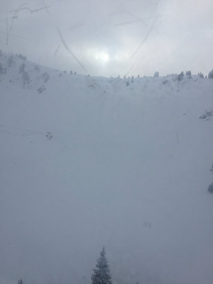 Snowbird - Very fun lots of knee deep powder  - ©iPhone (2)