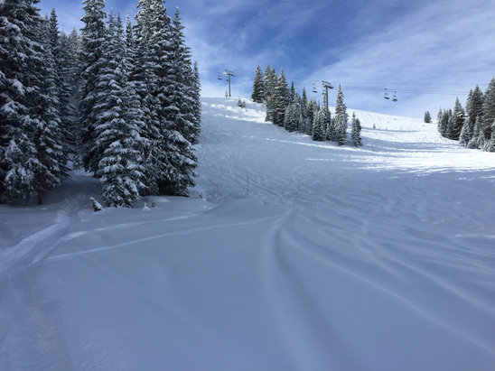 Vail - Pow pow is still there   - ©anonymous user