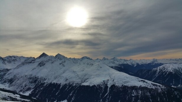 Davos Klosters - Slowly opening the rest of the Davos resort. Not enough snowfall this year yet. - ©rehabscience