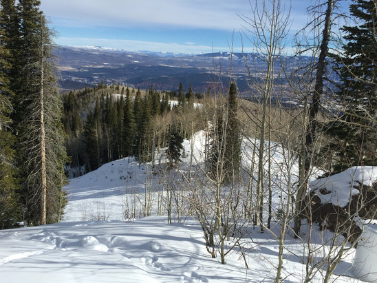 Sunlight Mountain Resort - Good snow on opening day!  Going back tomorrow too :) - ©Clayton