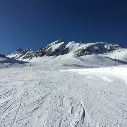 Val d'Isère - Thursday morning 10th December  - ©Mulia's iPhone
