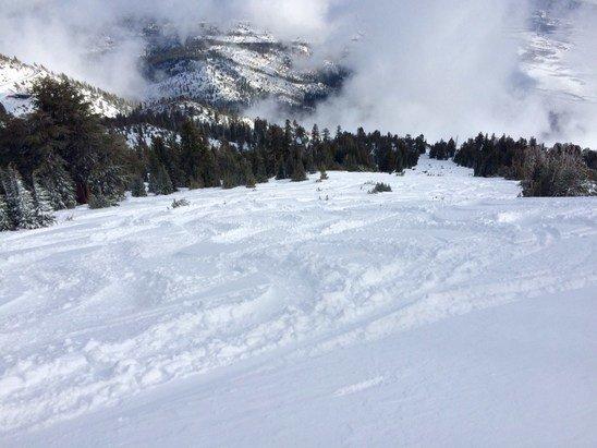 Mt. Rose - Ski Tahoe - Nice day. Fresh pow early.  - ©SlimPickins