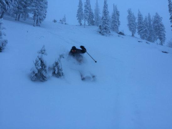 Pebble Creek Ski Area - Over 20