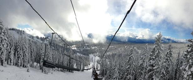 Mount Shasta Board & Ski Park - Firsthand Ski Report - ©maddog