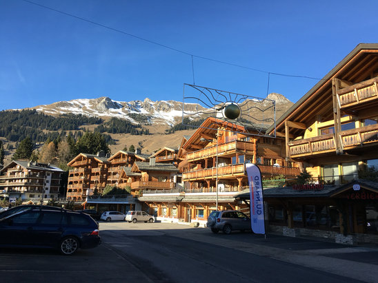Verbier - First Hand Ski Report - ©Ruediger's iPhone