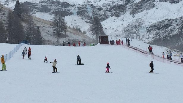 Champoluc - Monterosa Ski - Firsthand Ski Report - ©IMEX SARL Alberto GESSA