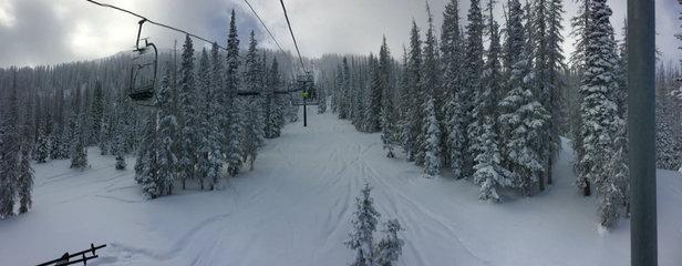 Wolf Creek Ski Area - Looking beautiful - ©Jeff's iPhone (2)