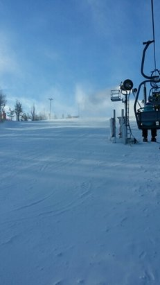 Appalachian Ski Mountain - Finally some snow! - ©dhearn72